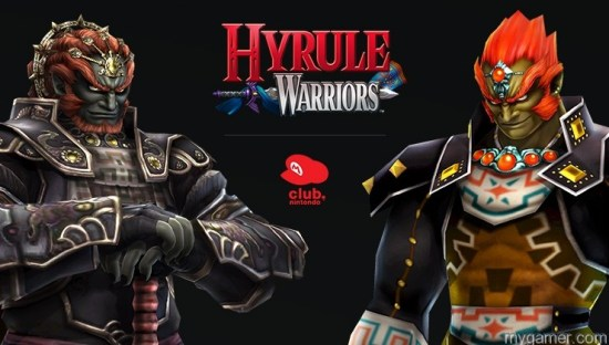 Club Nin Hyrule Warriros