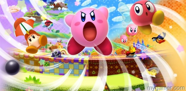 Kirby Triple Deluxe 3DS Review Kirby Triple Deluxe 3DS Review Kirby Triple Deluxe box