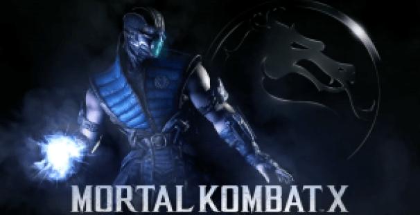 Mortal Kombat X Front