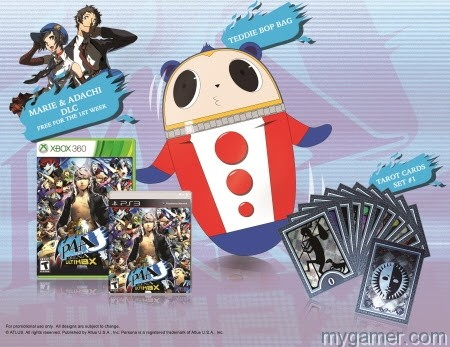 Persona 4 Arena Ult Persona 4 Arena Ultimax Confirmed for Sept 30 Release on PS3 and 360 Persona 4 Arena Ultimax Confirmed for Sept 30 Release on PS3 and 360 Persona 4 Arena Ult