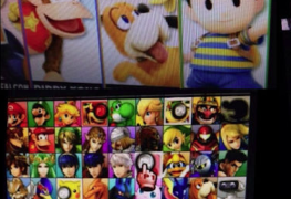 Is This the Smash Bros Full Roster? Is This the Smash Bros Full Roster? Smash Bros Roster Leak