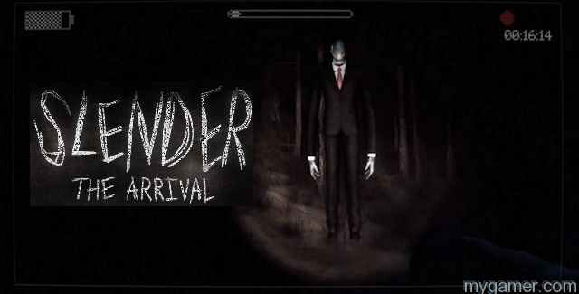 Slender Man Now Scares on PS3 and Xbox 360 Slender Man Now Scares on PS3 and Xbox 360 Slender The Arrival