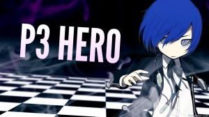 Persona Q P3 Hero