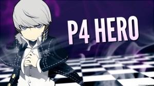 Persona 4 Hero Persona Q's Character Videos Persona Q's Character Videos p4h title 300x168