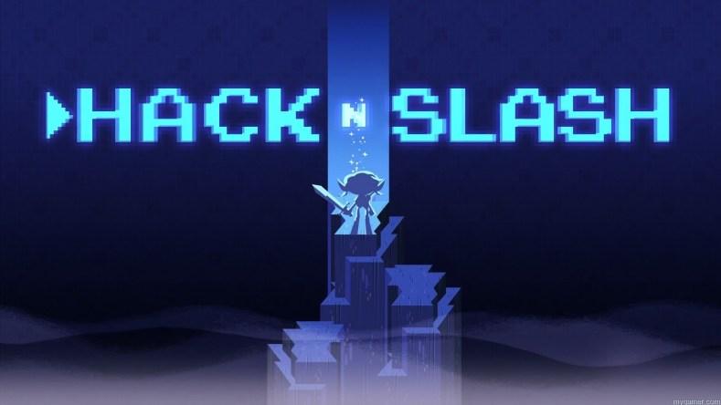 Hack 'n' Slash PC Review Hack 'n' Slash PC Review Hack N Slash banner
