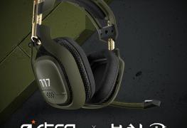 ASTRO Creates Halo Version of Wireless A50 Headset ASTRO Creates Halo Version of Wireless A50 Headset A50 Halo