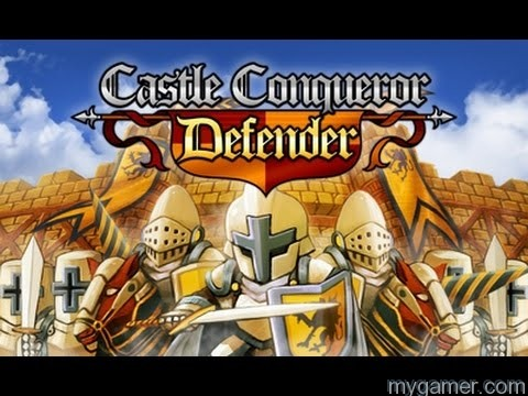 Castle Conqueror Defender 3DS eShop Review Castle Conqueror Defender 3DS eShop Review Castle Conqueror Def