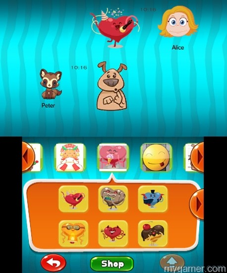 Chat-a-lot_Screen5 Voice and Texting App Coming to 3DS: Chat-A-Lot Voice and Texting App Coming to 3DS: Chat-A-Lot Chat a lot Screen5