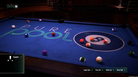 It is a good looking game Pure Pool Xbox One Review Pure Pool Xbox One Review Pure Pool Xbox One screenshot 5 1024x576