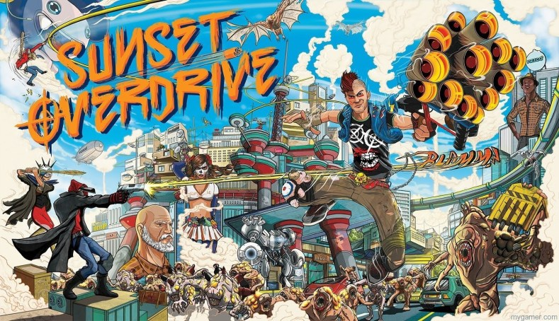 Sunset Overdrive is FREE for 24 Hours this Weekend - Full Game Sunset Overdrive is FREE for 24 Hours this Weekend – Full Game Sunset Overdrive