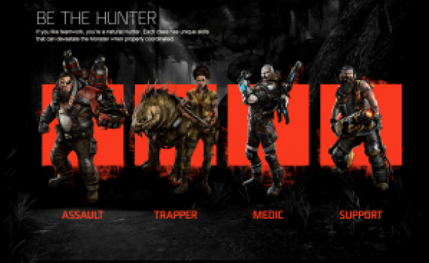Evolve Hunters Evolve Preview Evolve Preview Evolve Hunters 300x184