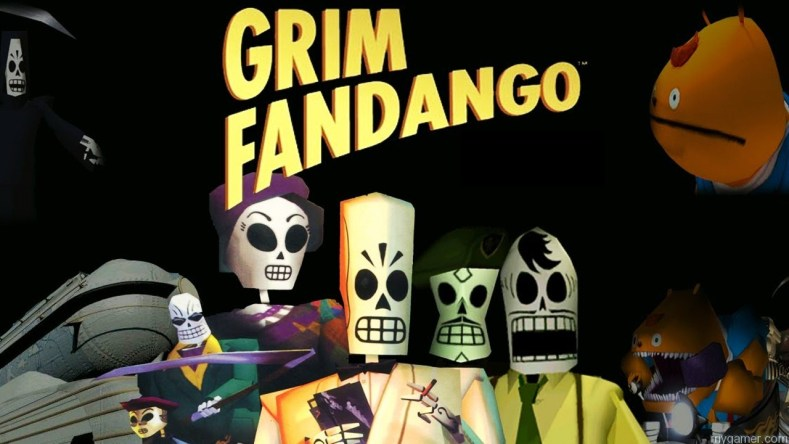 Grim Fandango Remastered Arrives in January 2015 Grim Fandango Remastered Arrives in January 2015 Grim Fandango