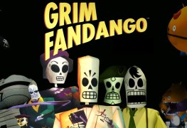 Grim Fandango Remastered Arrives in January 2015 Grim Fandango Remastered Arrives in January 2015 Grim Fandango