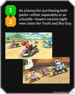 Mario Kart 8 Yoshis Shy