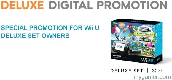 Nintendo DDP Program Wii U