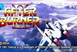 3D After Burner II Now Available on 3DS eShop 3D After Burner II Now Available on 3DS eShop AfterBurner3DS