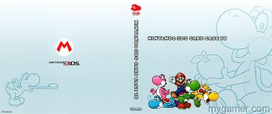 Game Case Scan-5 Club Nintendo 18 Card Case Review (3DS/DS) Club Nintendo 18 Card Case Review (3DS/DS) Game Case Scan 5