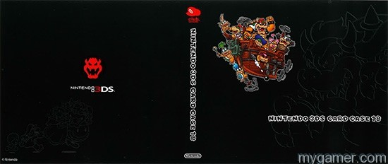 Game Case Scan-6 Club Nintendo 18 Card Case Review (3DS/DS) Club Nintendo 18 Card Case Review (3DS/DS) Game Case Scan 6
