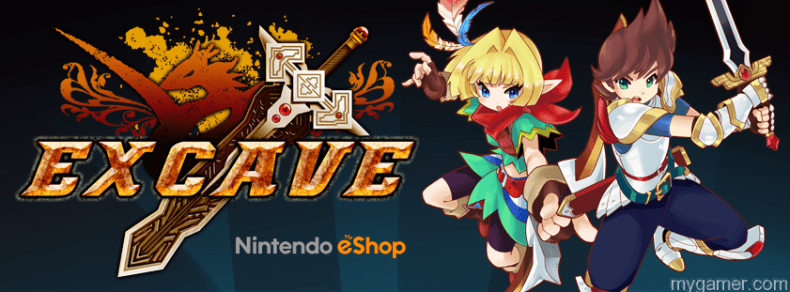 Loot A Dungeon in Excave - Coming to 3DS eShop Next Week Loot A Dungeon in Excave – Coming to 3DS eShop Next Week Excave
