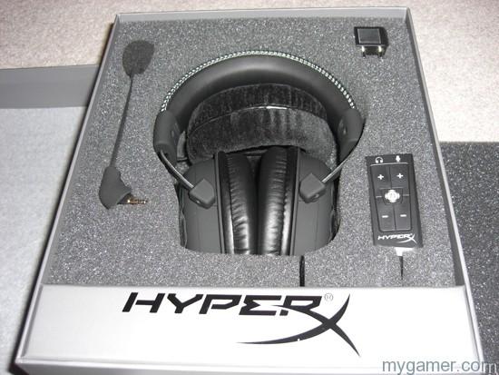 Impressive presentation HyperX Cloud II Headset Review HyperX Cloud II Headset Review CIMG3266