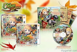 Watch The Official Unboxing Video of Etrian Mystery Dungeon 3DS Watch The Official Unboxing Video of Etrian Mystery Dungeon 3DS Etrian Myster DUng Game