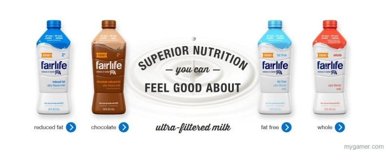 Gamer's Gullet – Fairlife Milk Review Gamer's Gullet – Fairlife Milk Review Fairlife Banner