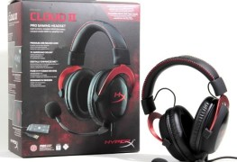 HyperX Cloud II Headset Review HyperX Cloud II Headset Review HyperX Cloud II banner