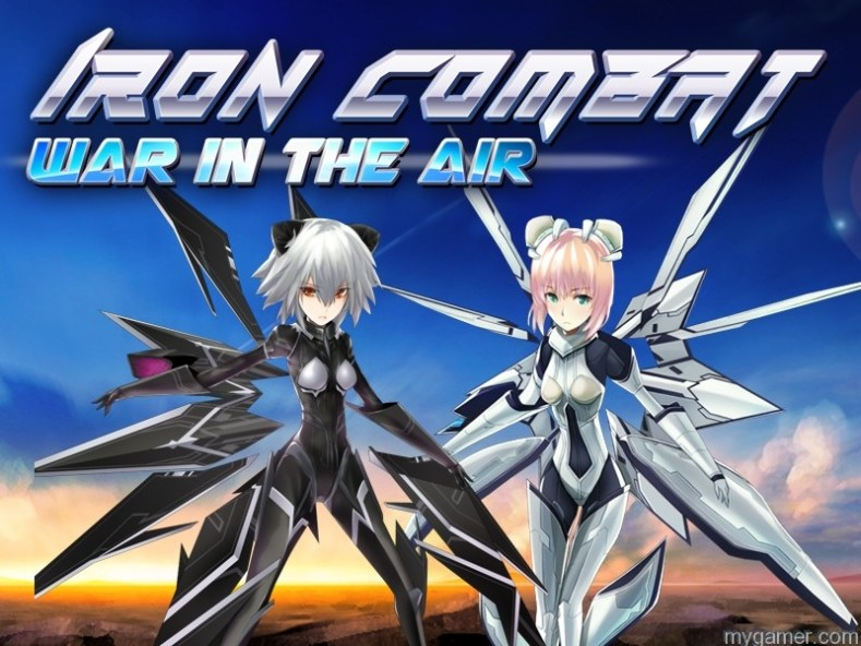 Iron Combat: War in the Air Wages Mecha Battles on 3DS eShop Iron Combat: War in the Air Wages Mecha Battles on 3DS eShop IronCombat FrontBoxArt