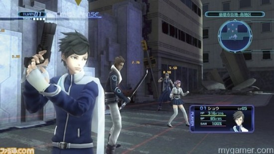 Lost Dimension1 Atlus Bringing Tactical RPG Lost Dimension to PS3 and Vita This Summer Atlus Bringing Tactical RPG Lost Dimension to PS3 and Vita This Summer Lost Dimension1