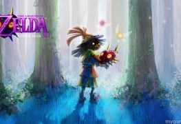 The Legend of Zelda Majora's Mask 3D (3DS) Review The Legend of Zelda Majora's Mask 3D (3DS) Review majoras mask 3d