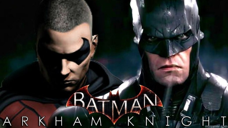 New Batman: Arkham Knight Trailer Shows Allies Robin, Nightwing and Catwoman New Batman: Arkham Knight Trailer Shows Allies Robin, Nightwing and Catwoman Batman Robin Arkham Knight