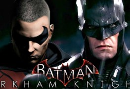 New Batman: Arkham Knight Trailer Shows Allies Robin, Nightwing and Catwoman New Batman: Arkham Knight Trailer Shows Allies Robin, Nightwing and Catwoman Batman Robin Arkham Knight