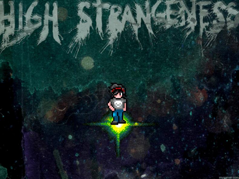 High Strangnessbanner