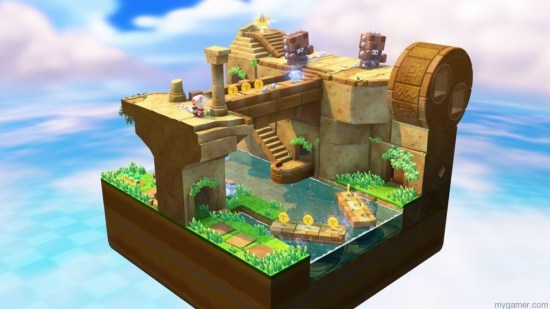 Captain Toad Treasure lvl Captain Toad: Treasure Tracker (Wii U) Review Captain Toad: Treasure Tracker (Wii U) Review Captain Toad Treasure lvl 1024x576