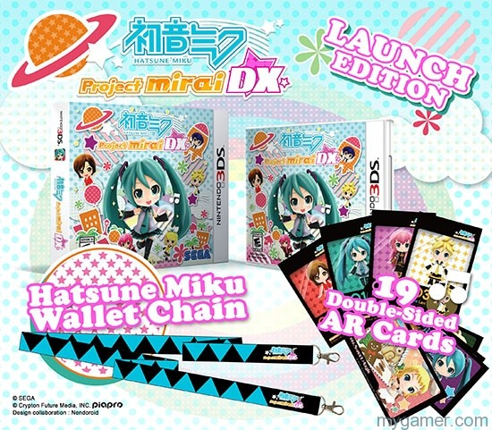 Hatsune Miku Project Mirai DX Special Hatsune Miku: Project Mirai DX Launches in September on 3DS Hatsune Miku: Project Mirai DX Launches in September on 3DS Hatsune Miku Project Mirai DX Special