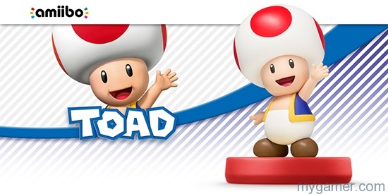 Finding the amiibo in real life is just as hard as finding him in game Captain Toad: Treasure Tracker (Wii U) Review Captain Toad: Treasure Tracker (Wii U) Review Toad Amiibo