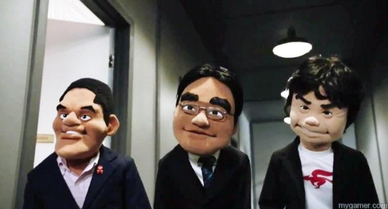Nintendo E3 2015 muppets
