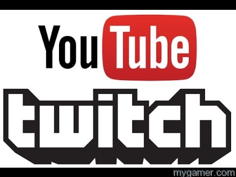 myGamer Streams Are Also on YouTube myGamer Streams Are Also on YouTube YouTube Twitch logo