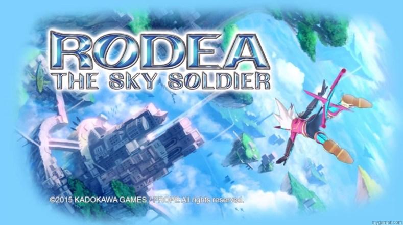 rodea the sky soldier wallpaper wiiu 3ds