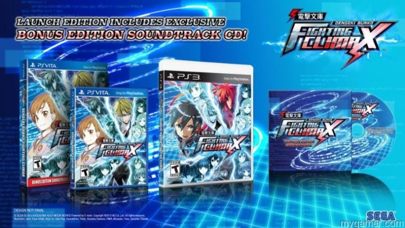 Dengeki Bunko: Fighting Climax Launches With Bonus Dengeki Bunko: Fighting Climax Launches With Bonus Dengeki Bunko Fighting Climax Bonus