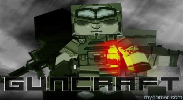 Guncraft (Xbox 360) Review Guncraft (Xbox 360) Review Guncraft Banner