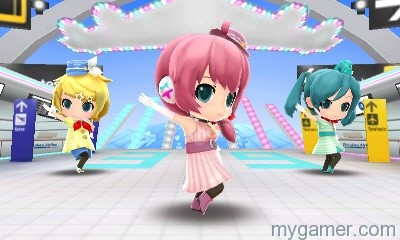 Hatsune Miku Project Mirai DX dancers Learn About Hatsune Miku: Project Mirai DX on 3DS Learn About Hatsune Miku: Project Mirai DX on 3DS Hatsune Miku Project Mirai DX dancers