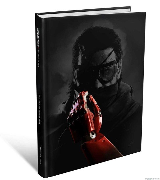 Metal-Gear-Solid-V-The-Phantom-Pain-Piggyback-Collectors-Guide Piggyback is Making Standard and Limited Editions of Metal Gear Solid V Strategy Guide Piggyback is Making Standard and Limited Editions of Metal Gear Solid V Strategy Guide Metal Gear Solid V The Phantom Pain Piggyback Collectors Guide