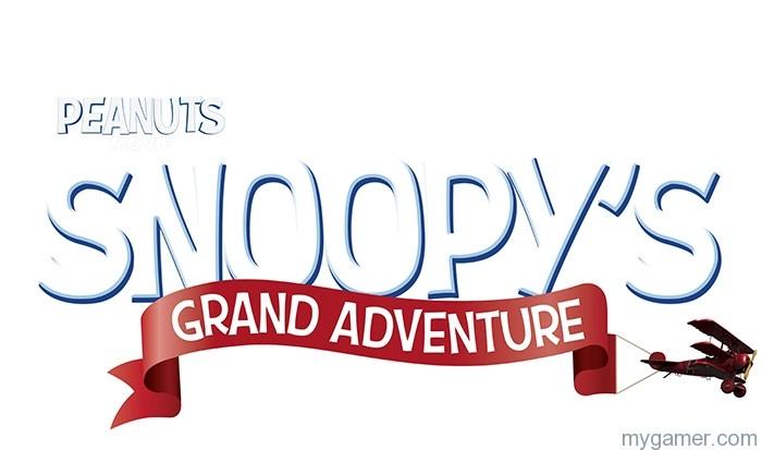 The Peanuts Movie: Snoopy's Grand Adventure Platformer Coming in Fall The Peanuts Movie: Snoopy's Grand Adventure Platformer Coming in Fall Peanuts Logo1