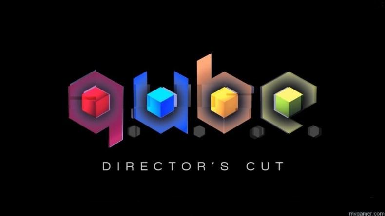 Q.U.B.E. Director's Cut Now Available Q.U.B.E. Director's Cut Now Available QUBE Director Cut banner