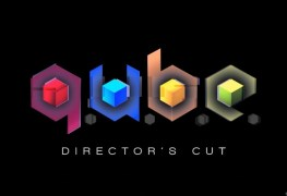Q.U.B.E. Director's Cut Now Available Q.U.B.E. Director's Cut Now Available QUBE Director Cut banner