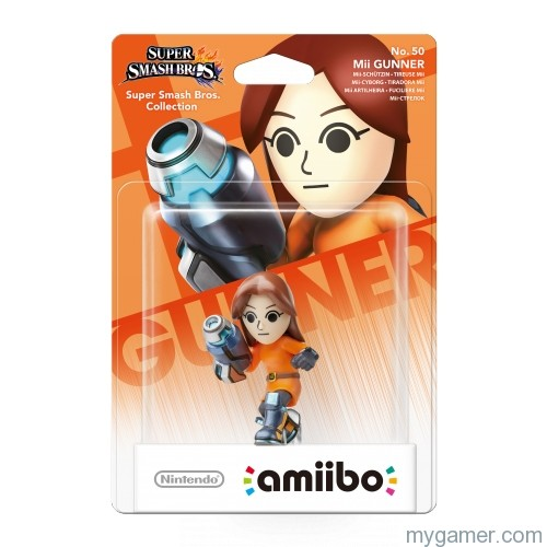 amiibo Mii gunner amiibo Wave 6 Box Art Leaked amiibo Wave 6 Box Art Leaked amiibo Mii gunner