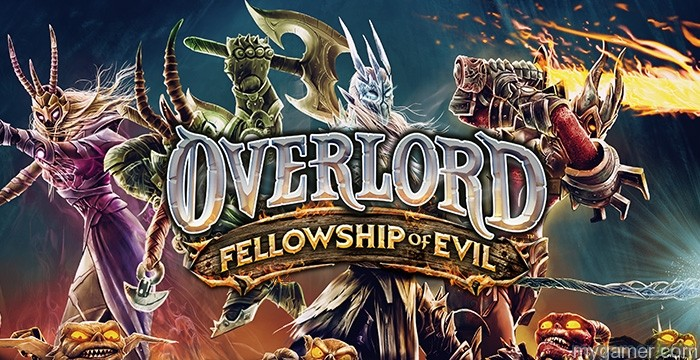news overlord fellowship of evil