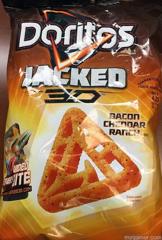 Doritos Jacked 3D Bag