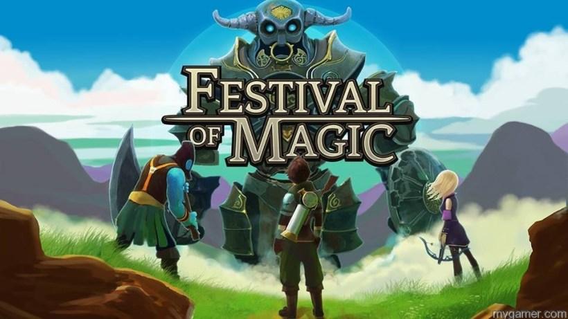 Festival of Magic Title earthlock: festival of magic preview Earthlock: Festival of Magic Preview Festival of MAgic title